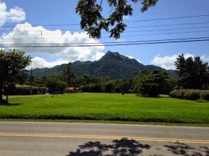 Views in El Valle including wonderful coffee shop