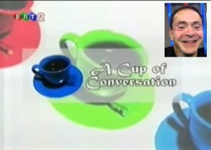 A Cup of Conversation  with Can Gazi image