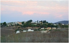 A view of Arodes