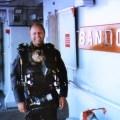 Commander Paul Jones in action
