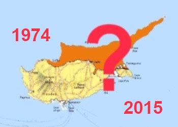 Cyprus Map 1974 - 2015 image