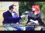 Engin Dervisaga talks to Rachel Saunby
