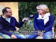 Engin Dervishaga talks to Amy Anne Hurn