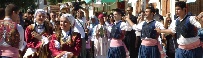 Traditional dancing - Picture courtesy of Ecotourism