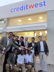 TRNC Cricket Club are the winners