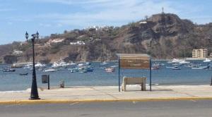 beach at San Juan del Sur