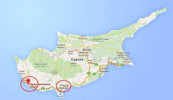 Cyprus Google Maps_1
