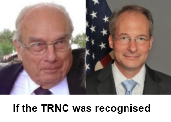 If TRNC was recognised