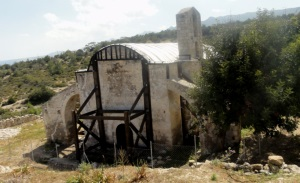Panagia Melandrina Church