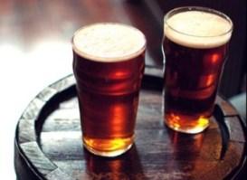 Sharing a pint