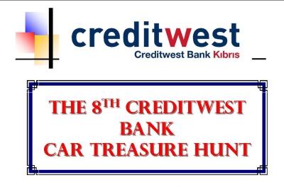 8th Creditwest Car Treasure Hunt