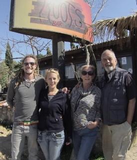 Ashley, Hannah, Tina and Ian