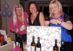 Barbara, Willbye, Mo Dogacan and Brenda Thompson