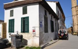Mustafa's mother's family home
