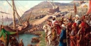 Ottoman ongoing wars