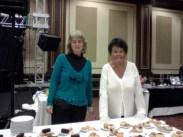 Jean and Pat, NCCCT volunteers