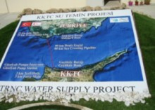 The Turkey to TRNC Water Project