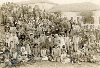 Armenians being deported