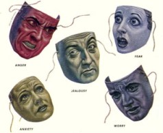 5 emotions