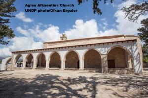 Agios Afksentios Church - UNDP Photo-Olkan Erguler 2