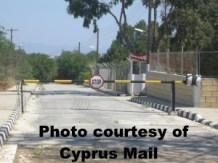 Dherynia Crossing
