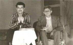 Osman Balikcioglu and Kemal Tunç