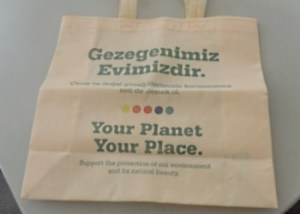 Sah re-usable shopping bag