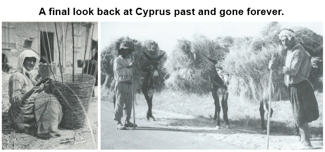A final look back at Cyprus past