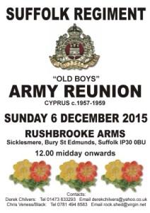 Christmas Reunion poster