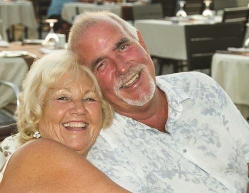 Jennifer and John