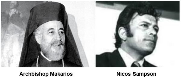Makarios and Samson