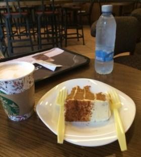 A Starbucks delight
