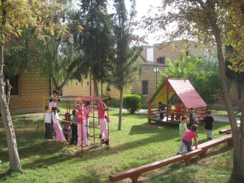 Peace and tranquility at SOS Childrens Village Lefkosa