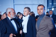 Peter Wills and Guests at GIIFF 1