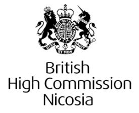 British High Commission Nicosia logo