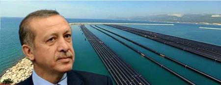 Erdogan at opening ceremony