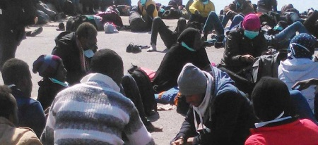 55 refugees to be sent to Lebanon