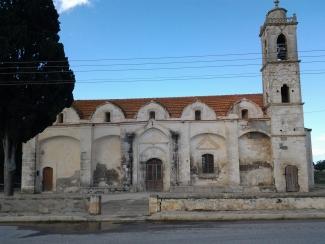 Dipkarpaz Church