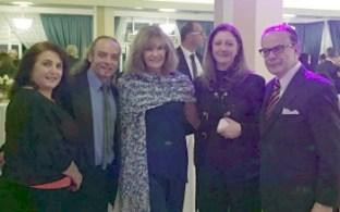Hatice Kerimgil, Burak Besir, Demetra George Mustafaoğlu, Fatma Demirel and Mehmet Mustafaoğlu