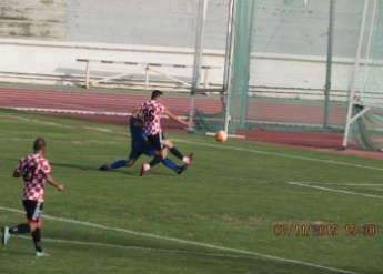 Lacklustre Esentepe Lose Again At The Atatürk Stadium Pictures courtesy of Richard Beale