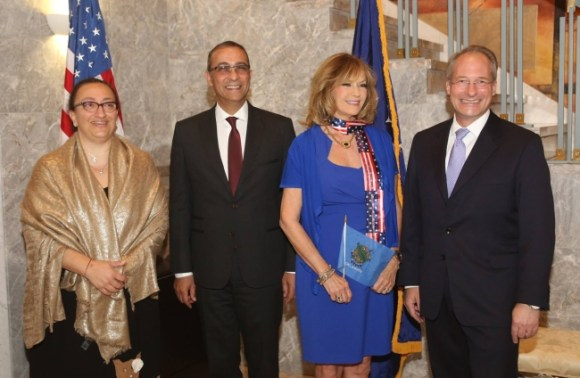Recipients of the US State Department's Cultural Diplomacy Award