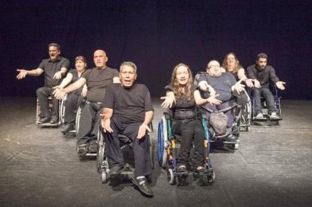 Wheelchair bound