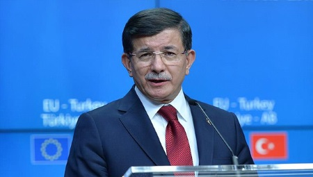 Davutoglu - turning point
