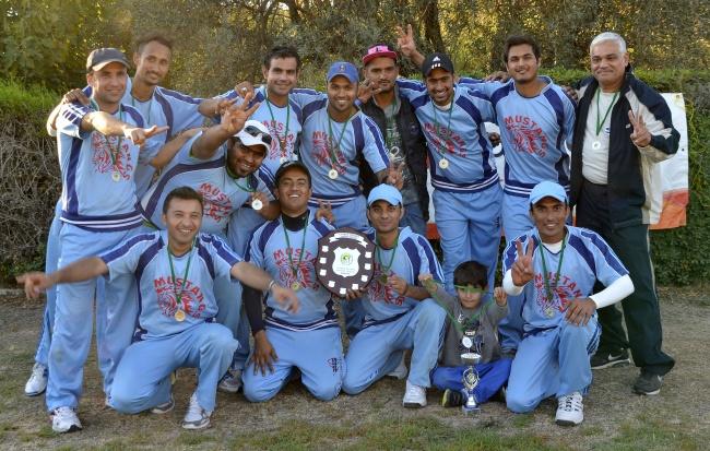Mustangs Cricket Club