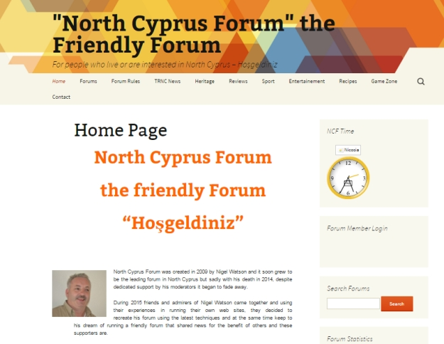 New NCF page