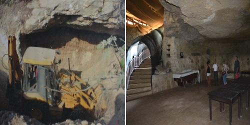 Nitovikla Cave