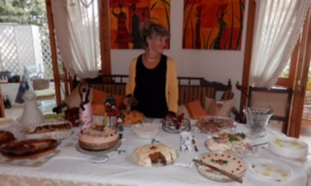 Prosecco and Cake Party