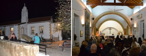 St Andrew's Midnight Mass