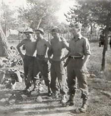 Akrades Camp 1958/59
