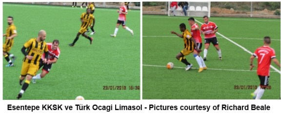 Esentepe KKSK ve Turk Ocagi Limasol